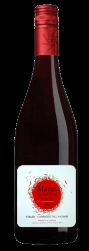 Le Mazet de Sallèles – Syrah & Cabernet Sauvignon